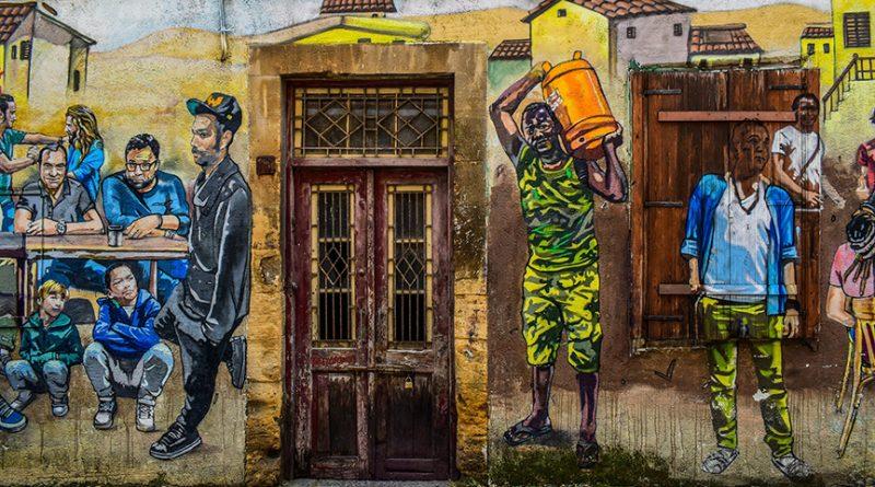 Immigration Graffiti