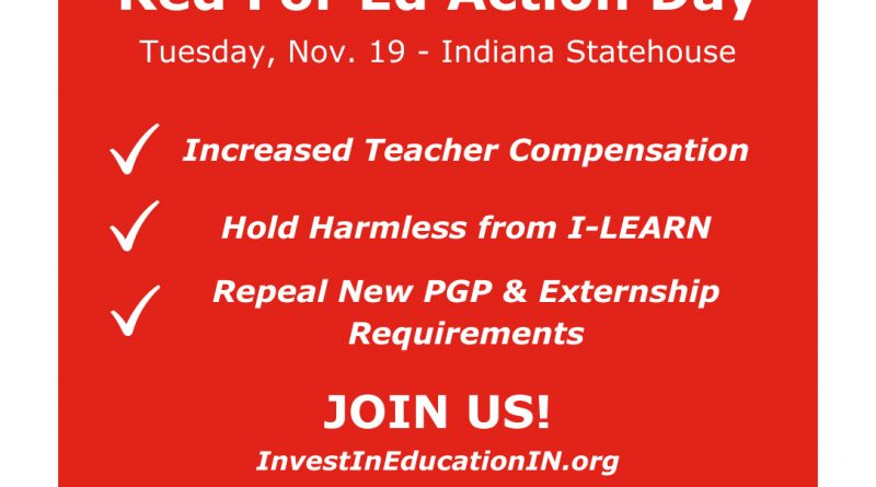 Red 4 Ed Indiana