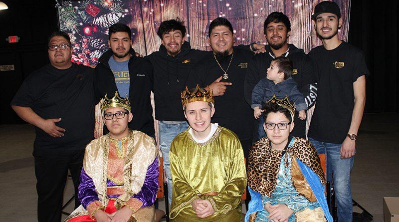 Tres Reyes y Los Ortega