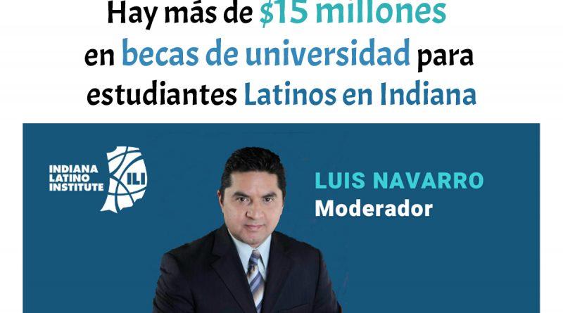 Hay más de $15 millones en becas de universidad para estudiantes Latinos en Indiana