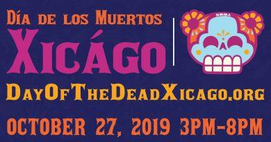 Día de Muertos Chicago