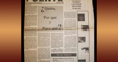 El Puente First Issue