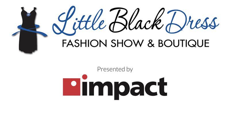 Goodwill Little Black Dress Fashion Show