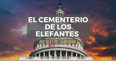 El cementerio de los elefantes