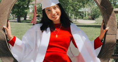 Celeste Arroyo, Graduada de GHS, clase de 2020