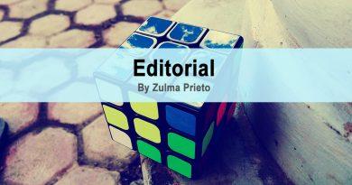 Editorial By Zulma Prieto