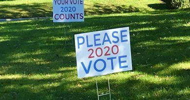 Vote como si su vida dependiera de ello