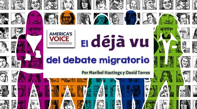 El déjà vu del debate migratorio